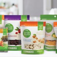 Main & Vine Flash Sale (1/27 only): 30% off Simple Truth Bagged Snacks