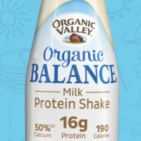Free Organic Valley Protein Shake Coupon (just complete quick survey)
