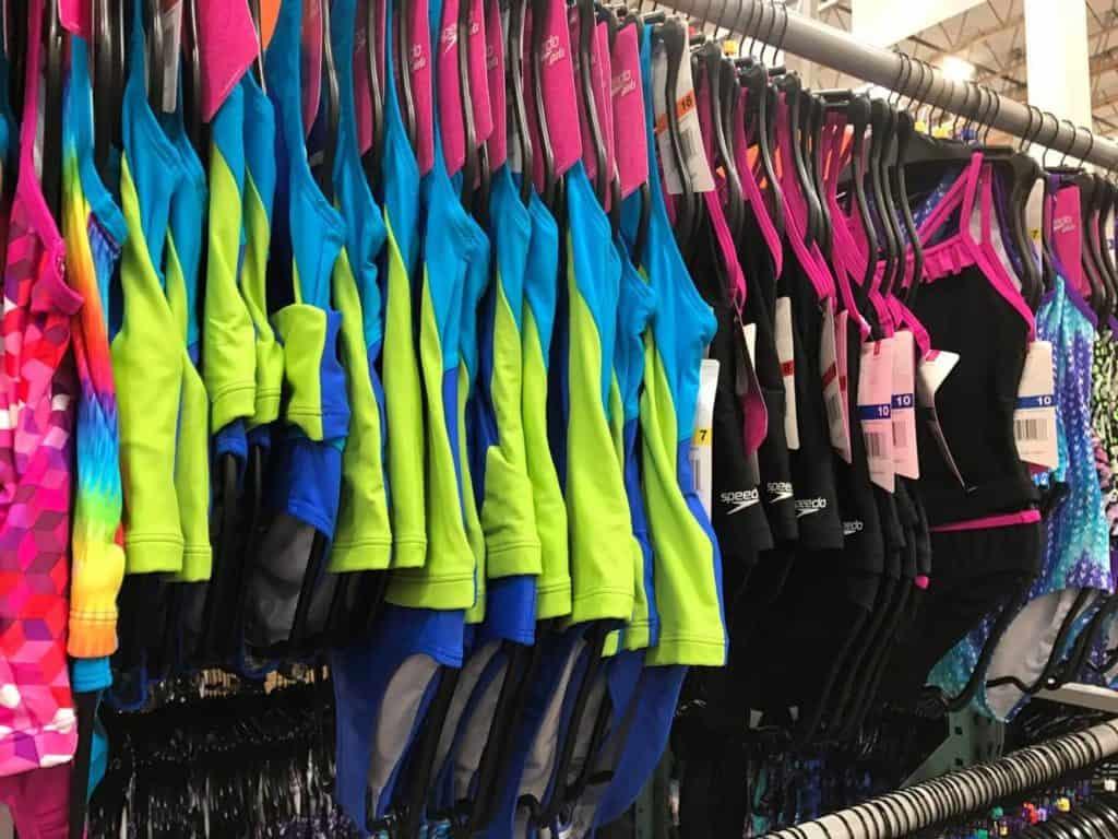 Swimwear at Costco