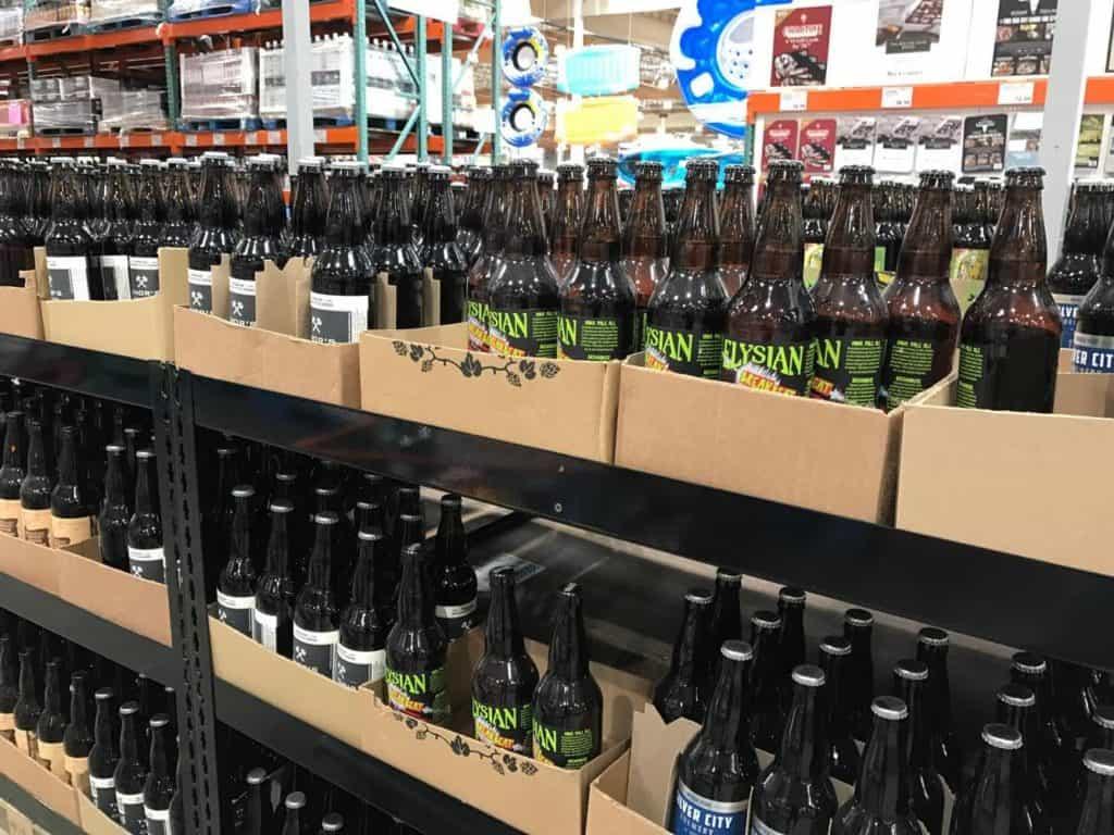 Local Beer Bottles