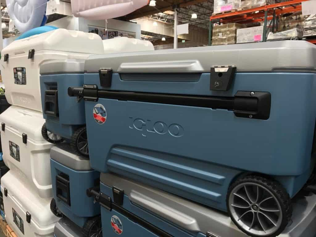 Coolers at Costco
