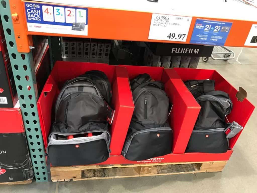 Adventure Camera Backpack at Costco