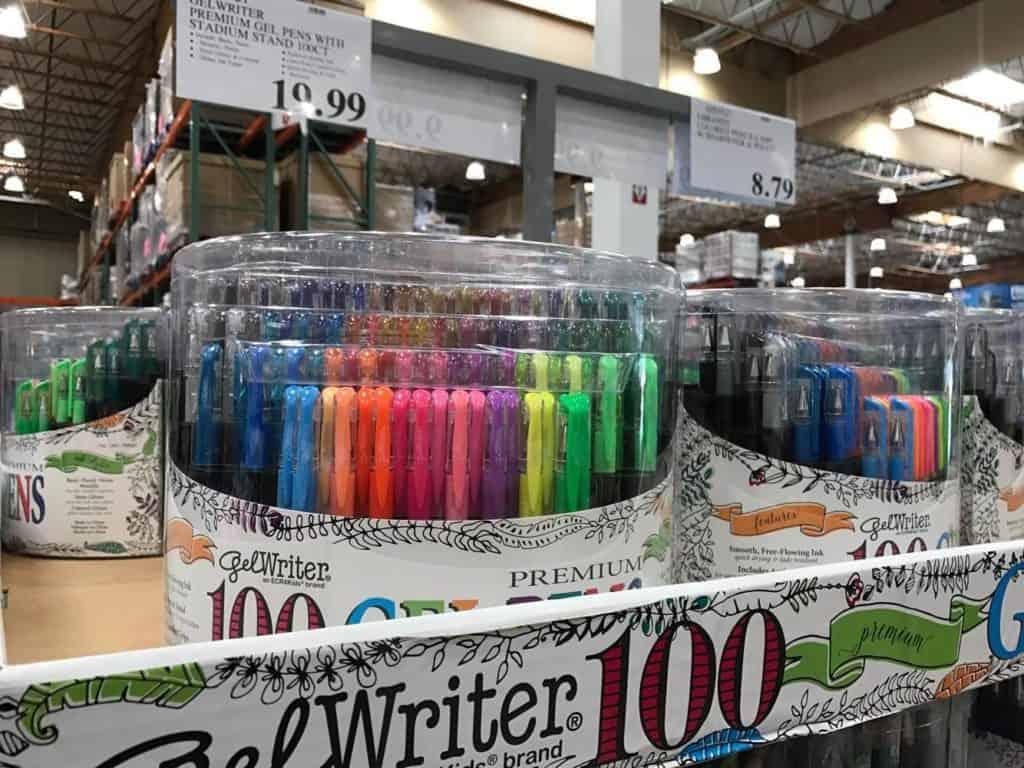 Pens at Costco