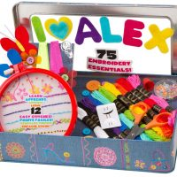 ALEX Toys My Embroidery Kit for $10 (reg. $30)