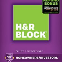 Amazon: 63% off H&R Block Software (2/6 only) – starts at $12.99!