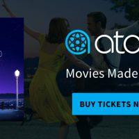 """""""La La Land"""" Movie Tickets Buy 1, Get 1 Free!"""