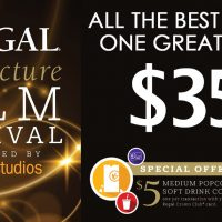Regal Cinemas Best Picture Film Festival: 9 Movies for $35