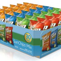 Sunchips 30-ct Variety Pack $8.07 (or less) + FREE shipping!
