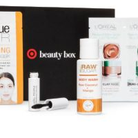 Target February Beauty Box for $7 + FREE shipping ($38 value!)
