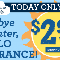 Gymboree: Goodbye Winter, Hello Clearance Sale (2/28 only)