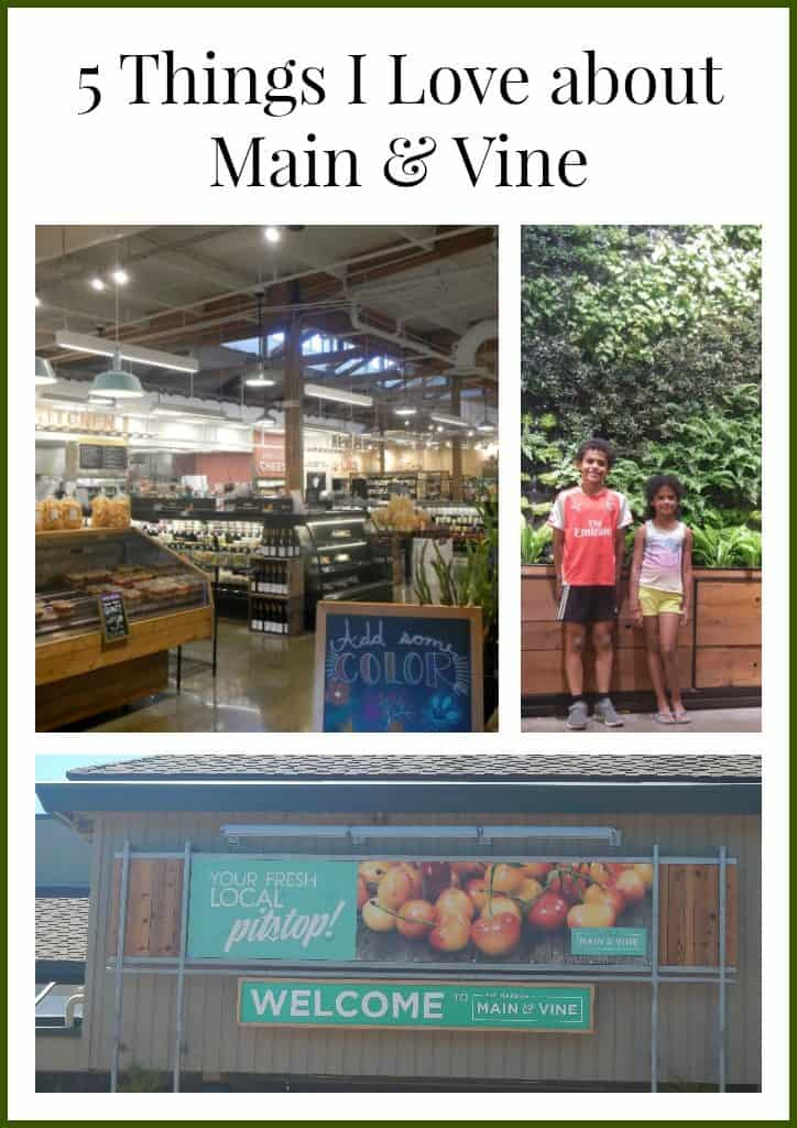 Why I Love Main & Vine