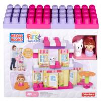 Amazon: Mega Bloks First Builders Cozy Cottage Set, $11.60 (reg. $24.99) – lowest price!