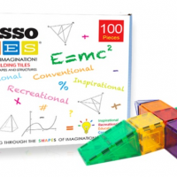 Groupon: Picasso Tiles 3D Magnetic Building Block Sets, starting at $7.99
