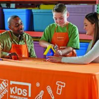 Home Depot: Build a FREE Rain Gauge House – Saturday, March 4th