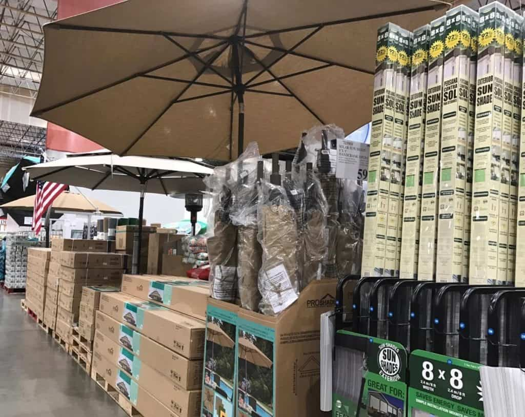 Summer at Costco