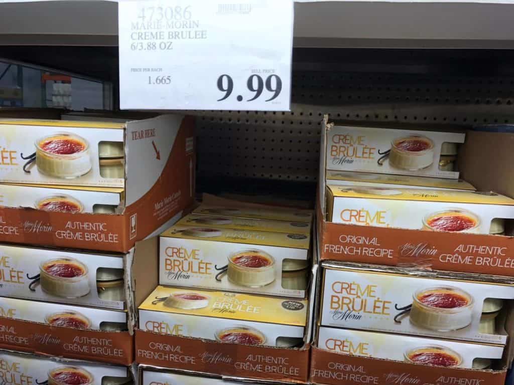 Creme Brulee Set at Costco