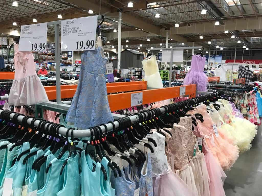 Easter Dresses at Costco