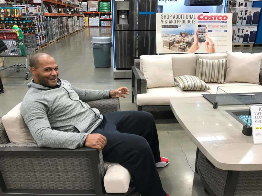 Vintage Patio Furniture at Costco u