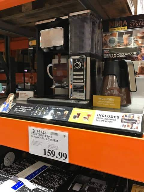 Espresso Maker at Costco