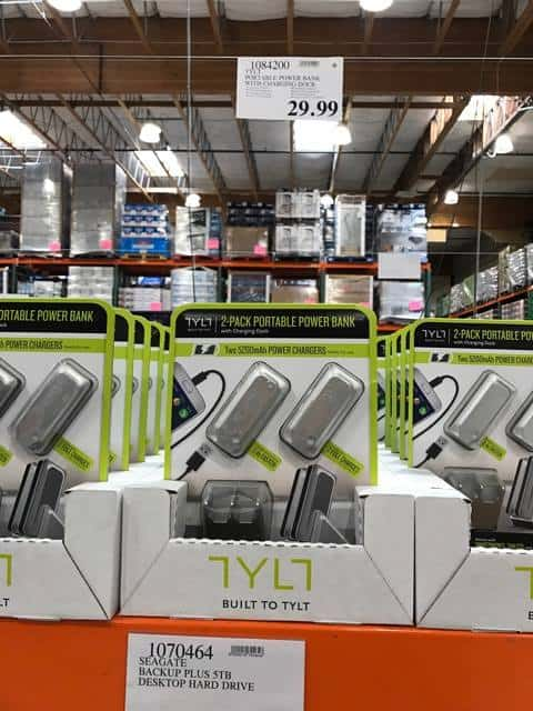 Power Chargers at Costco