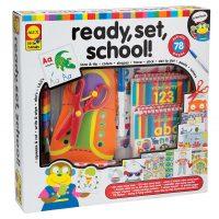 ALEX Toys Little Hands Ready Set School, $11.43!