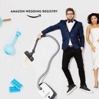 Amazon Wedding Registry: 10-20% Discount, Free 180-Day Returns, Bonus Gift Opportunities