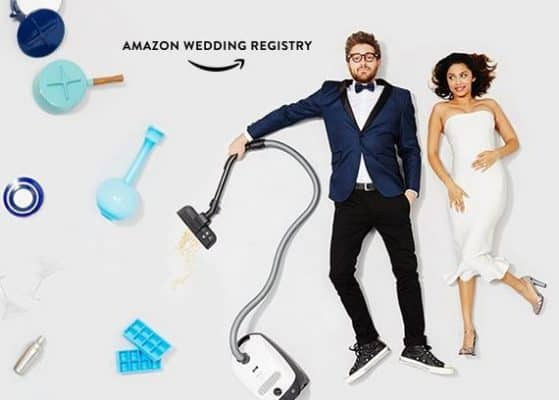 Amazon Wedding Registry: Amazon Wedding Registry: 10-20% Discount, Free 180-Day