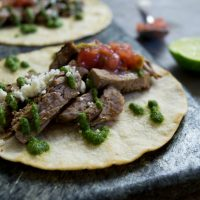 {Street Style} Steak Tacos Recipe