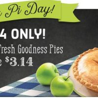 Fred Meyer: Fresh 8″ Pies for $3.14, today only