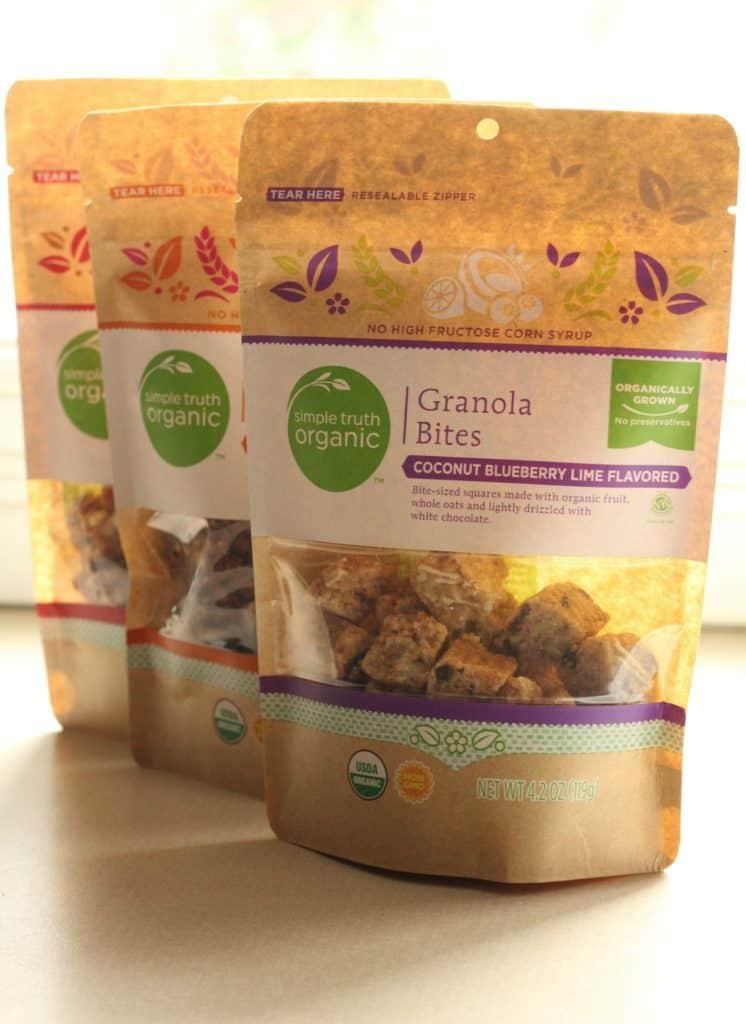 Granola Bites Simple Truth Organic