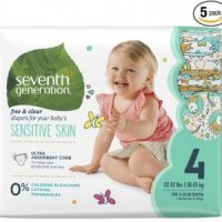 Amazon: 40% Off when you buy 3 Select Sensitive Skin Items (Seventh Generation, Dove, and more)