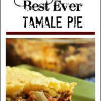 Best Ever Tamale Pie Recipe