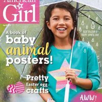 American Girl Magazine Subscription: $15.95/year!