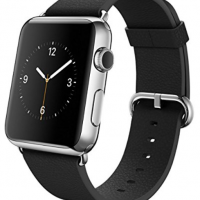 Amazon Daily Deal (3/10): Apple Watch $279.99 (Stainless/Black) – Lowest price!