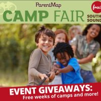 South Sound Summer Camp Fair: March 25th (STAR Center)