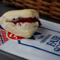 Fisher Scone Truck at Washington State Fairgrounds (this week only)