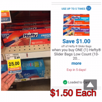 Fred Meyer: Unadvertised Deals using Ecoupons!