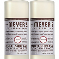 Amazon Prime Members: Mrs. Meyer's 2-Pack Lavendar Cleaner, 32 oz $11.61 shipped!