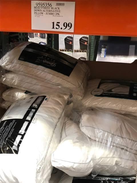 Beautyrest 2-Pack Pillows