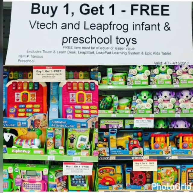 Vtech coupons for toys r us