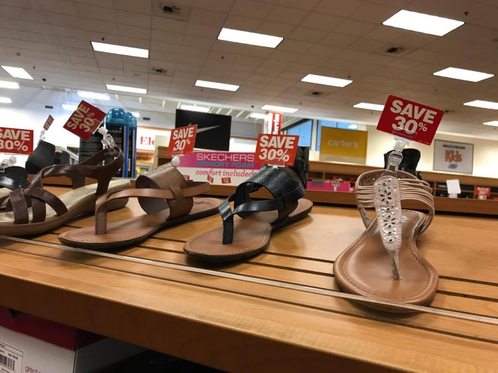 Fred Meyer Spring Shoe