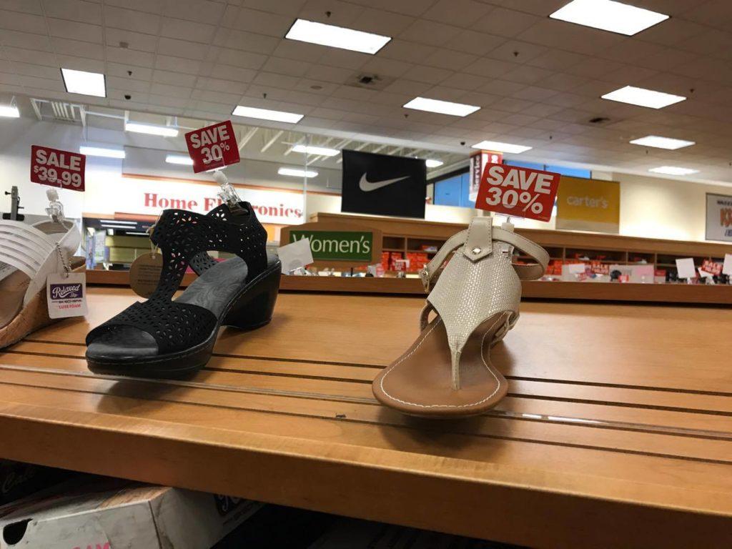 Fred Meyer Shoe Sale
