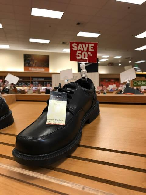 What I Found At The Fred Meyer Spring Shoe Amp Accessories Sale