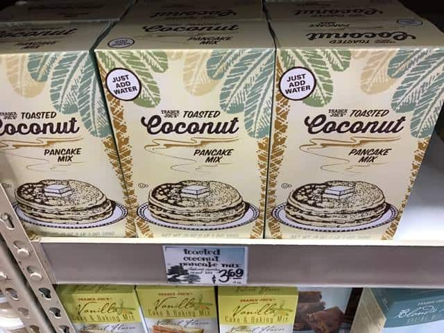Toasted Coconut Flour at Trader Joe's