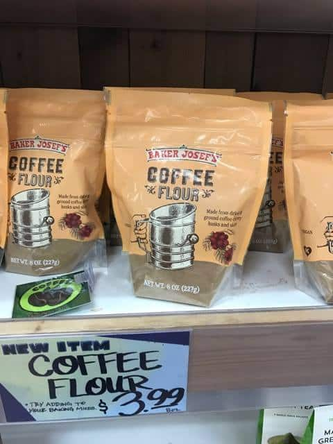 Coffee Flour at Trader Joe's