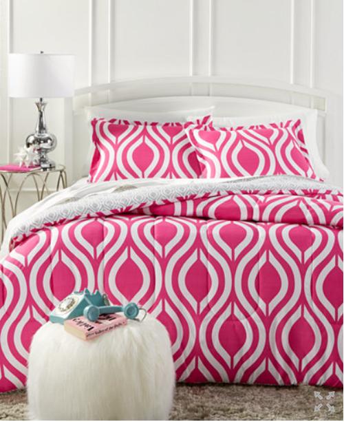 Fabulous Lima Reversible Pc Twin Comforter Set reg