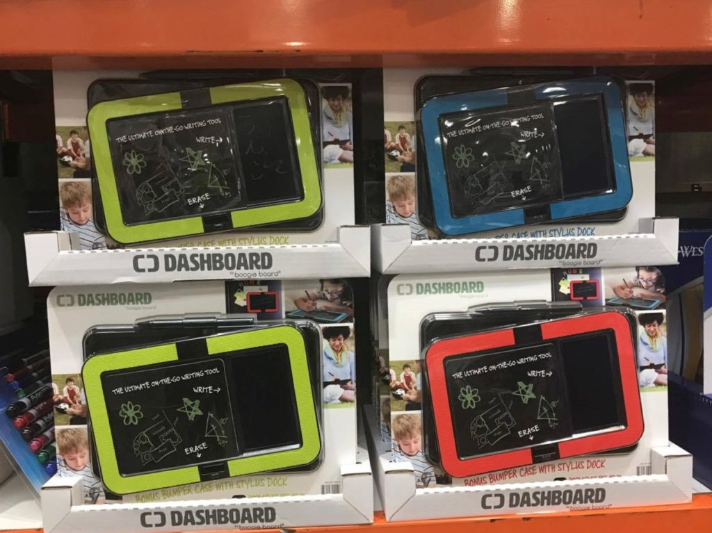 Boogie Board Dashboard Costco >> Stuff I didn't know I needed… until I went to Costco (June '17 edition)