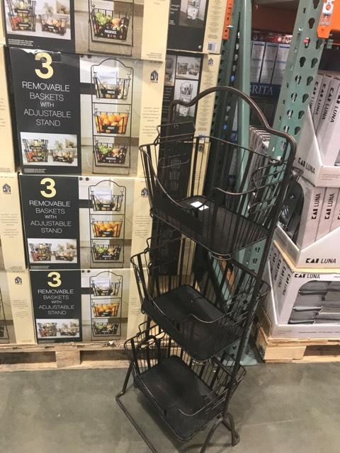 Baskets at Costco