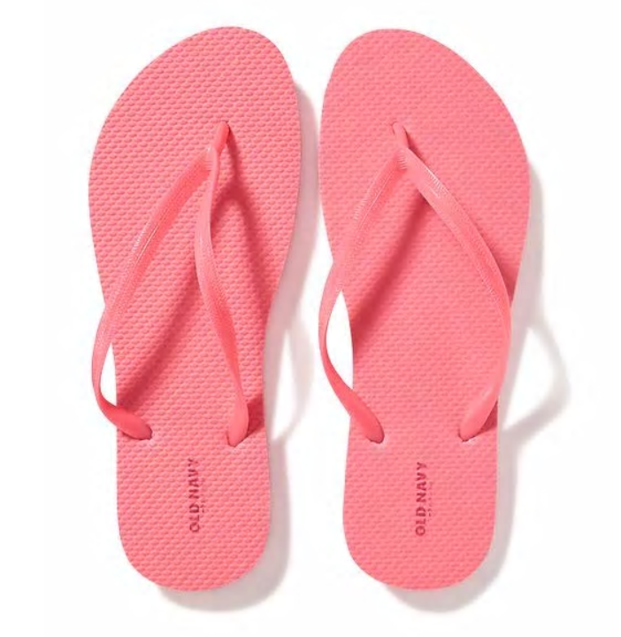 4430e32f679c REMINDER  Old Navy   1 Flip Flop Sale for 2017