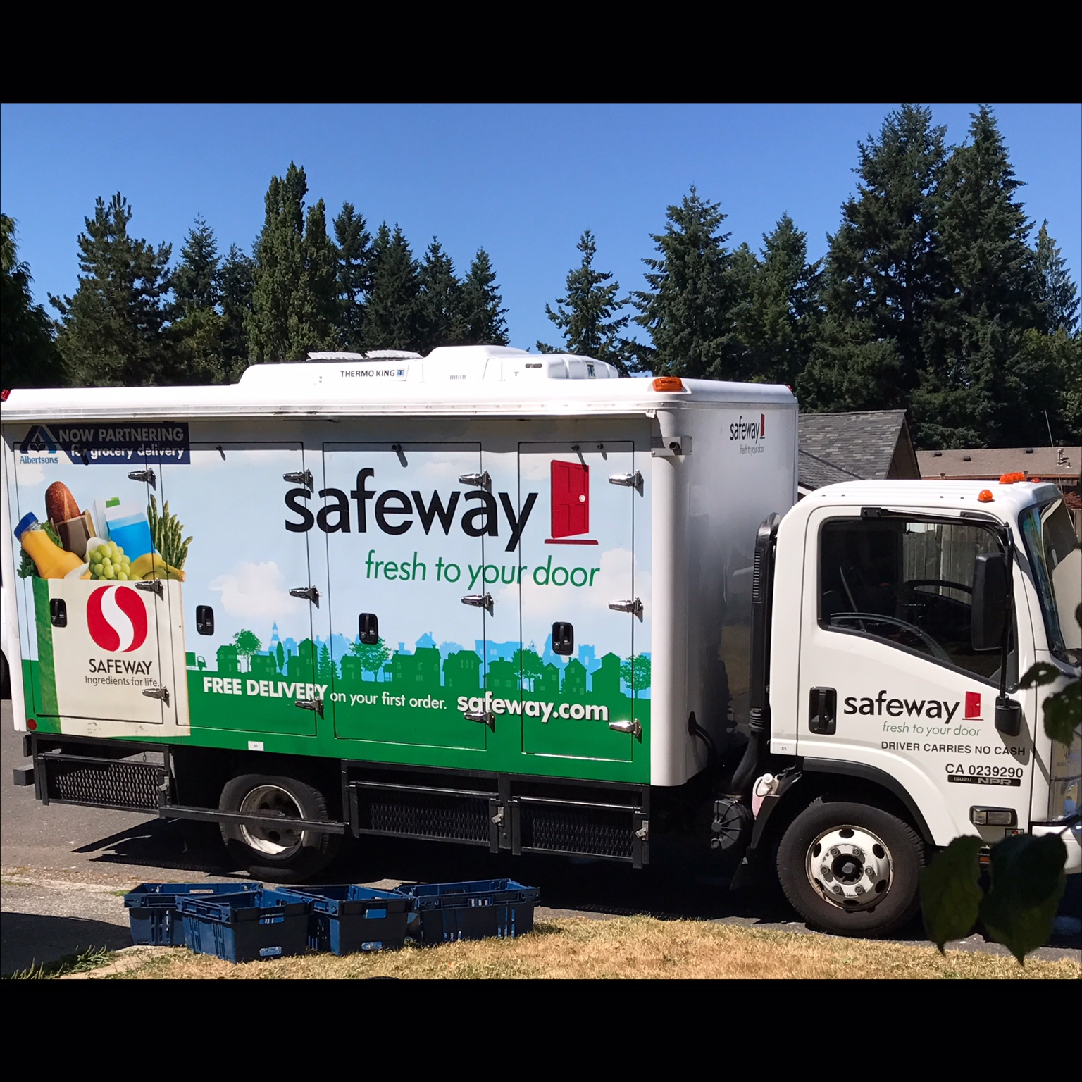 Safewaycom Delivery Service 20 off FREE Delivery First Order